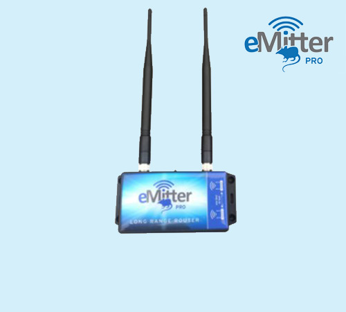 eMitter Router